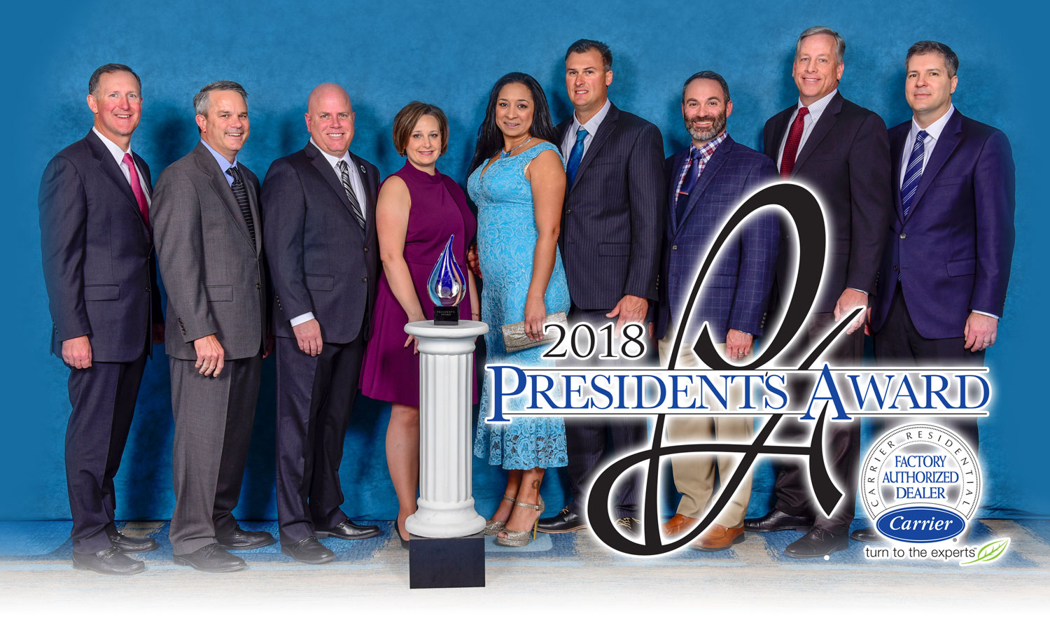 presidents award winners